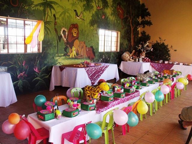 Kids Playpark Restaurant Rhino Lion Game Reserve 007