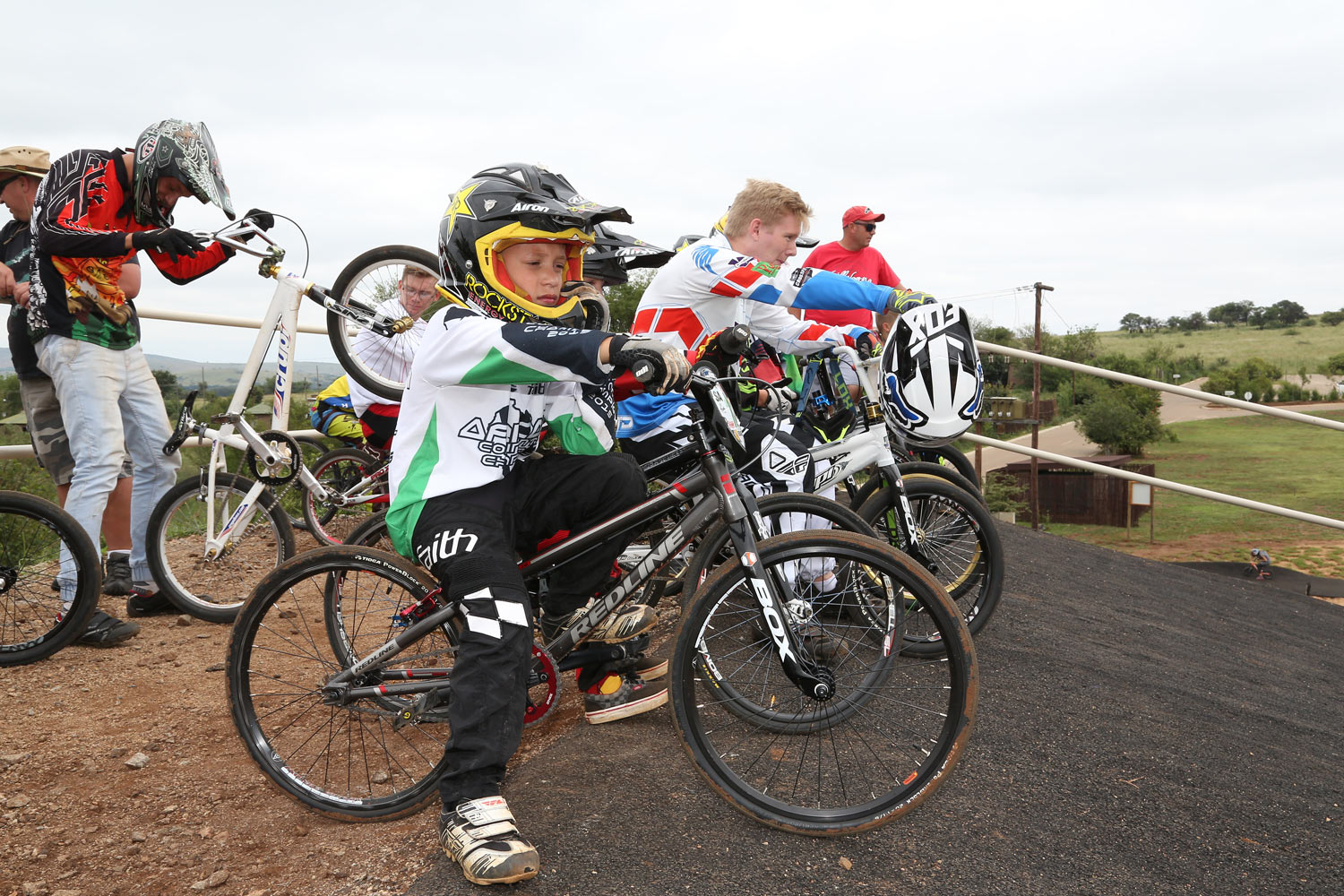 This Sunday – BMX race event at the Cradle Bike Park this Sunday – don't miss out!