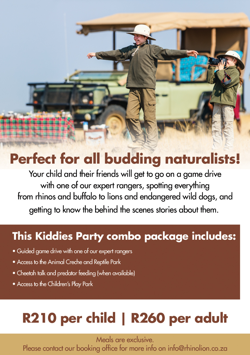 Perfect for all budding naturalists!
