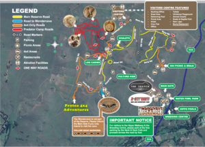 Rhino-and-lion-nature-reserve-Field-Guide-2016-Map
