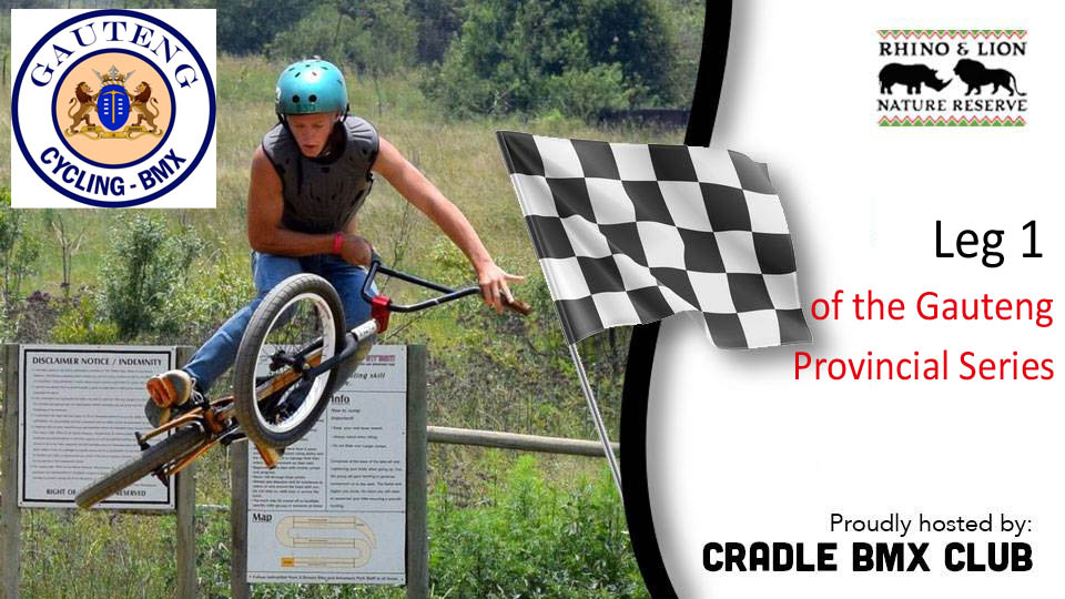10th March Gauteng BMX Leg 1 of the Gauteng Provincial Series