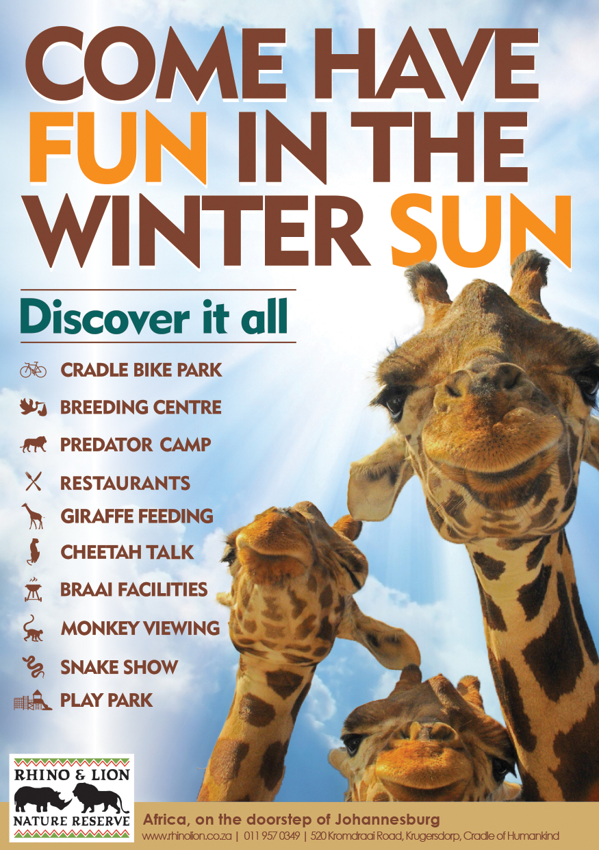 Come have fun in the Winter Sun Discover it all!