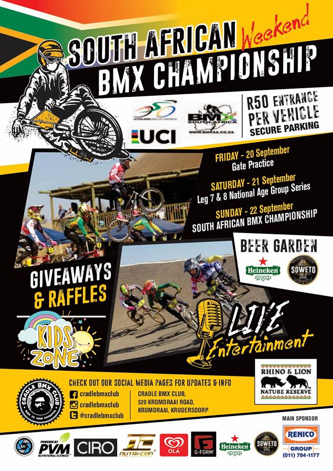 South African Weekend BMX Championship